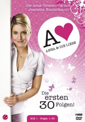 Anna und die Liebe - Folgen 1-30 (4 DVDs)
