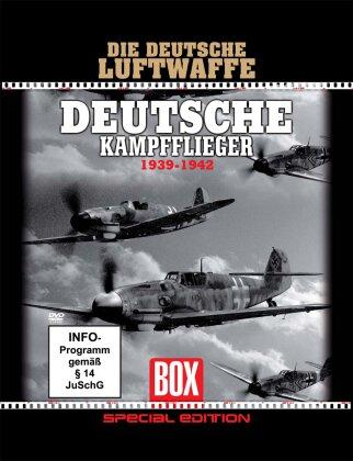 Die Deutsche Luftwaffe - Deutsche Kampfflieger 1939-1942 (Steelbook)