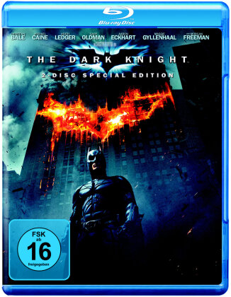 Batman - The Dark Knight (2008) (2 Blu-rays)