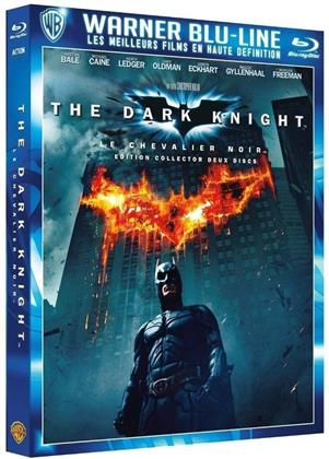 Batman - The Dark Knight - Le chevalier noir (2008) (2 Blu-rays)