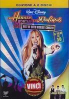 Hannah Montana (Miley Cyrus) - Best of both world concerts (3-D Edition 2 DVD)