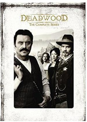 Deadwood - The Complete Series (Gift Set, 19 DVDs)