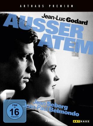 Ausser Atem (1960) (Arthaus Premium, 2 DVDs)