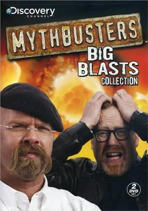 Mythbusters - Big Blasts Collection (2 DVDs)