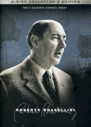 Roberto Rossellini - Director's Series (Collector's Edition, 2 DVDs)