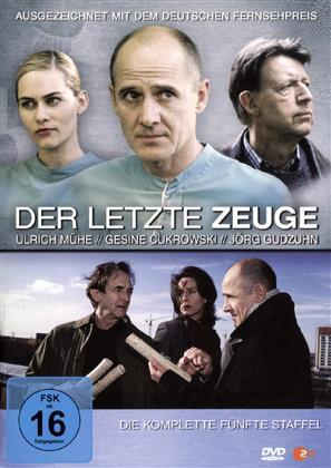 Der letzte Zeuge - Staffel 5 (3 DVDs)
