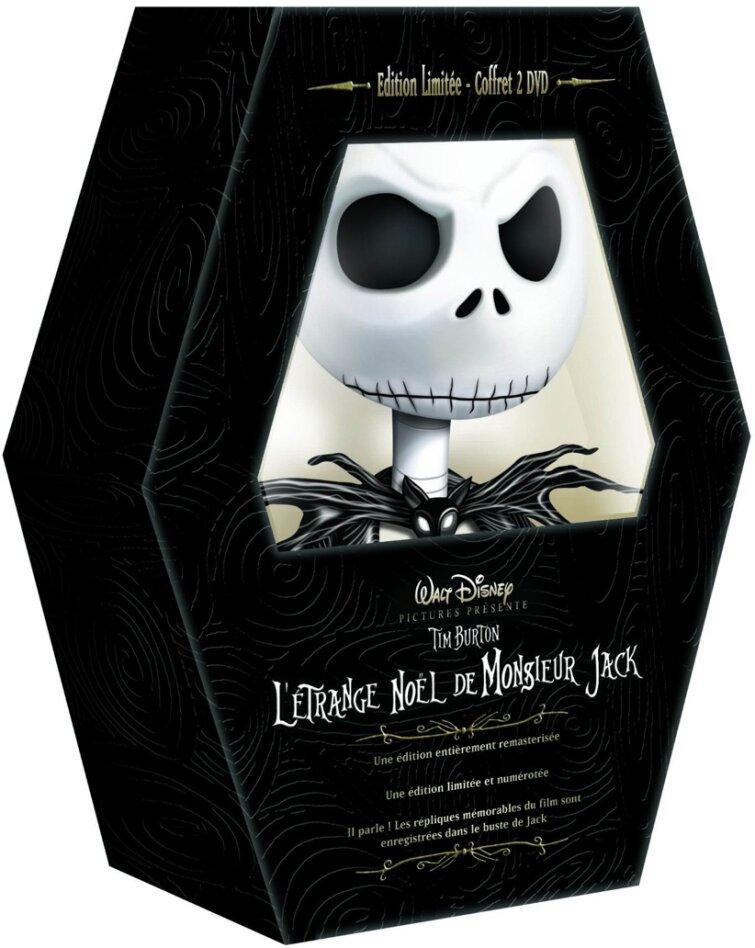 L'étrange Noël de Monsieur Jack - (Edition Prestige avec figure) (1993)