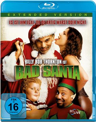 Bad Santa (2003) (Extended Edition)
