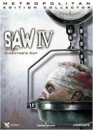 Saw 4 (2007) (Director's Cut)