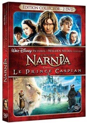 Le monde de Narnia 2 - Le prince Caspian (2008) (Collector's Edition, 2 DVDs)