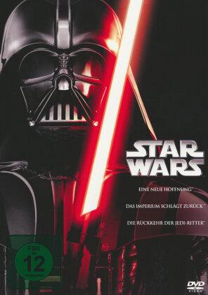 Star Wars Trilogie - Episode 4-6 (3 DVDs)
