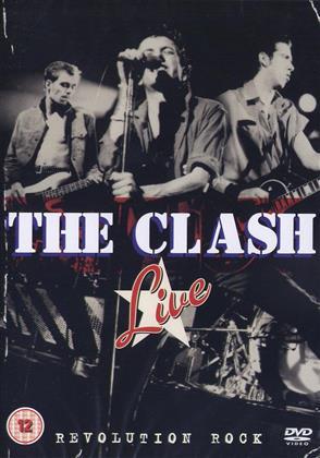 Clash - Live - Revolution Rock