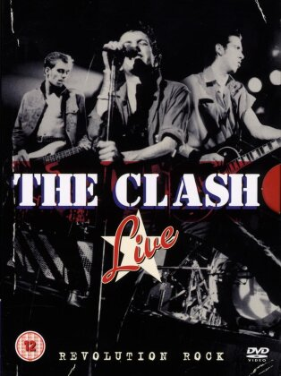 Clash - Live - Revolution Rock (Digipack)