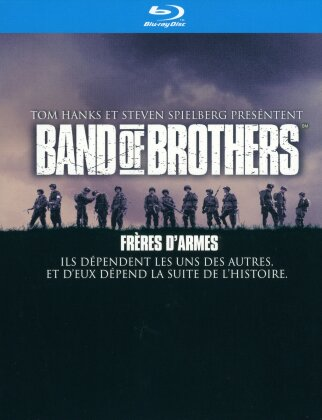 Band of Brothers (6 Blu-rays)