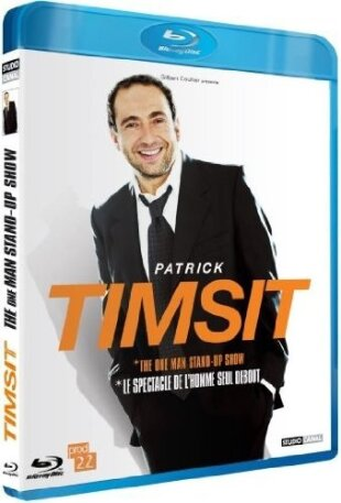 Timsit Patrick - Le spectacle de l'homme seul debout