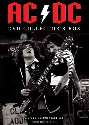 AC/DC - Collector's Box (Inofficial, 2 DVDs)
