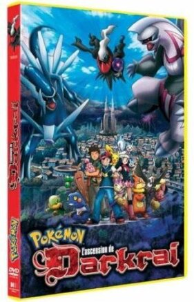 Pokémon - L'Ascension de Darkrai (2008)
