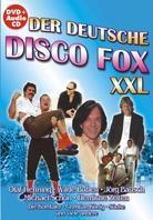 Various Artists - Der deutsche Disco Fox XXL (DVD + CD)