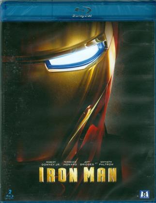 Iron Man (2008) (2 Blu-rays)