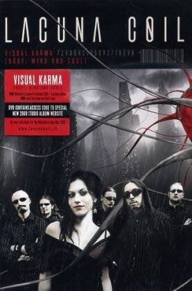 Lacuna Coil - Visual Karma (body, mind and soul) (2 DVDs)