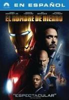 Iron Man - (Spanish Packaging) (2008)
