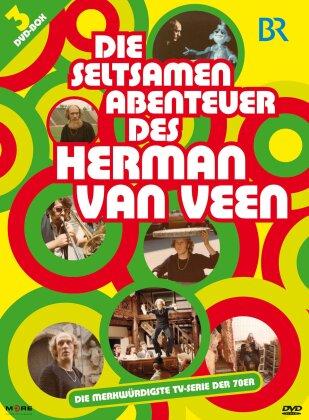 Die seltsamen Abenteuer des Herman Van Veen (3 DVDs)