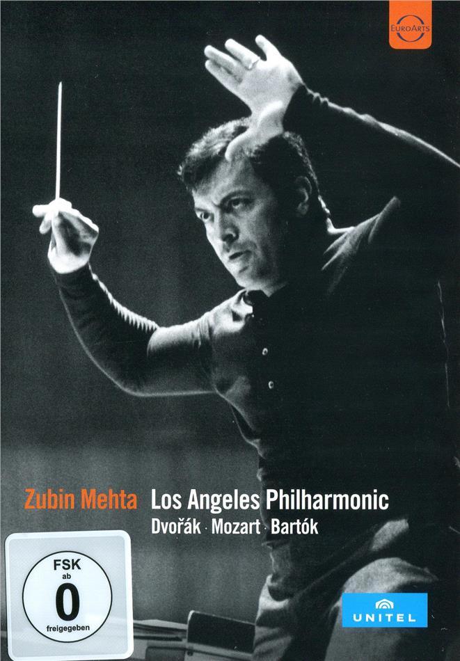 Los Angeles Philharmonic & Zubin Mehta - Dvorák / Mozart / Bartók (Unitel Classica, Medici Arts)