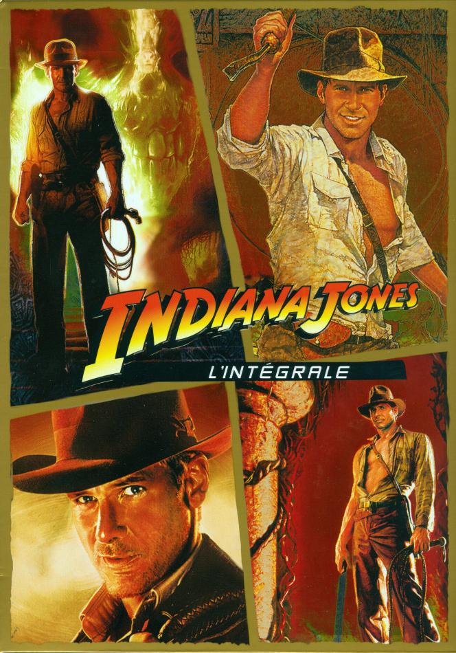 Indiana Jones - L'intégrale (5 DVD)
