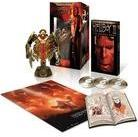 Hellboy 2 - The Golden Army (2008) (Collector's Edition, DVD + Buch)