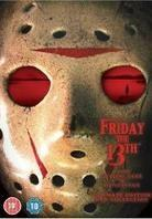 Friday the 13th Box - Parts 1-8 (8 DVDs)