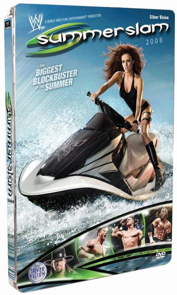 WWE: Summerslam 2008 (Steelbook)
