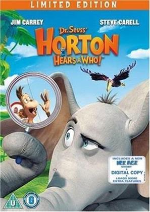 Horton hears a who (2008) (2 DVD)