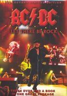 AC/DC - Let There Be Rock (3 DVDs + Buch)