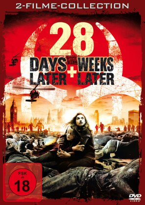 28 Days later / 28 Weeks later (2 DVDs)