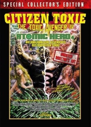 Citizen Toxie - The Toxic Avenger 4 - Atomic Hero 4 (2000) (Collector's Edition, Director's Cut, Special Edition, Uncut, Unrated)