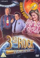 3rd rock from the sun - Series 4 (4 DVD)