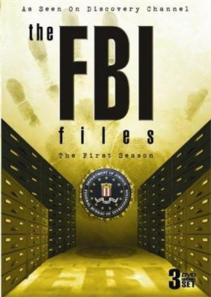 Fbi Files - Season 1 (1998-1999) (3 DVDs)