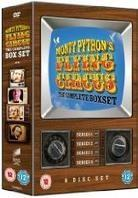 Monty Python's Flying Circus - The complete series 1-4 (Deluxe Edition, 8 DVDs)