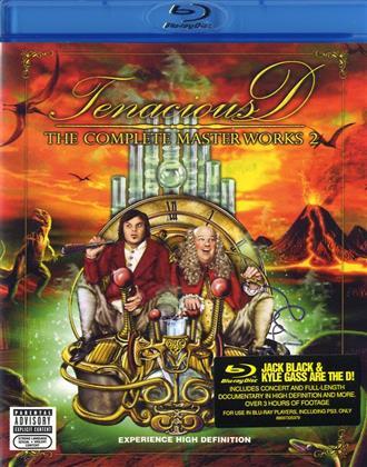 Tenacious D - The complete masterworks 2