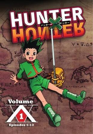 Hunter X Hunter - Vol. 1 (2011) (2 DVDs)