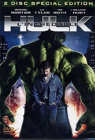 L'incredibile Hulk (2008) (Special Edition, 2 DVDs)