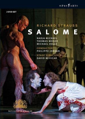 Orchestra of the Royal Opera House, Philippe Jordan, … - Strauss - Salome (Opus Arte, 2 DVDs)