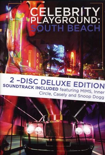Various Artists - Celebrity Playground: South Beach (Deluxe Edition)