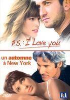 P.S. I love you & Un automne a new york - Coffret (2 DVDs)