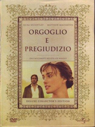 Orgoglio e pregiudizio (2005) (Edizione Limitata, DVD + Libro)