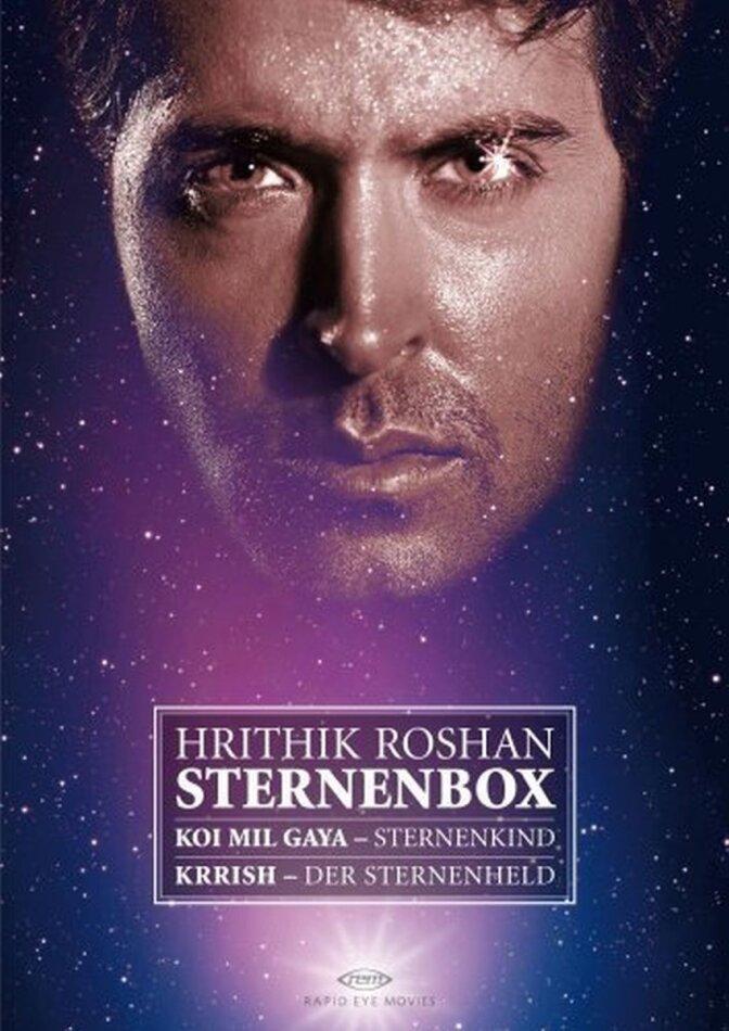 Hrithik Roshan Sternenbox (2 DVDs)