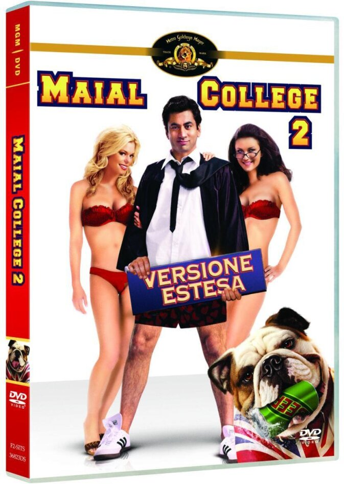 Maial College 2 - Van Wilder 2: The Rise of Taj