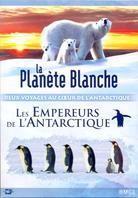La planète blanche & Les empereurs de l`Antarctique - Coffret (2 DVDs)
