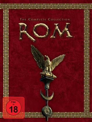 Rom - The Complete Collection - Staffel 1 & 2 (11 DVDs)