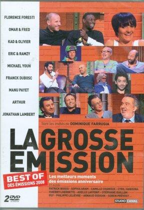 La grosse émission - Best of 2008